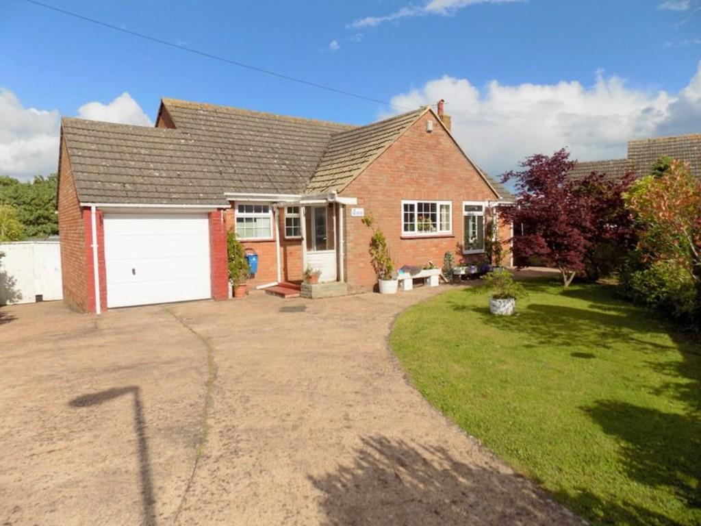 2 Bedrooms Detached Bungalow for sale in Littledown Close, Exmouth