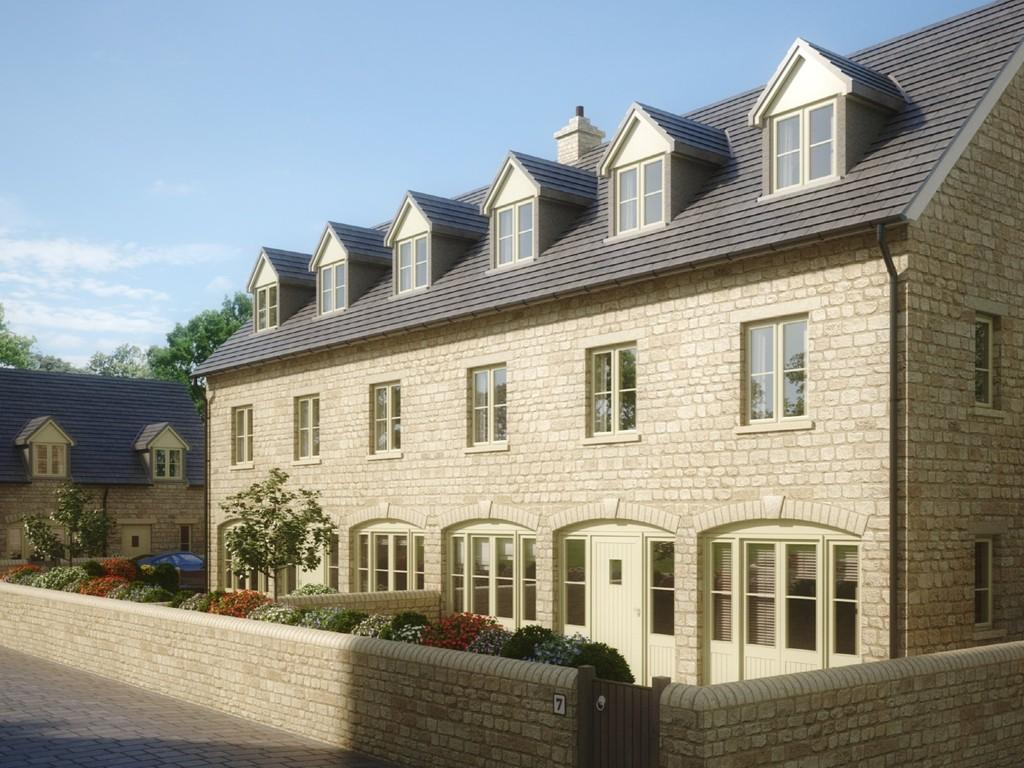 3 Bedrooms Mews House for sale in Loveday Mews, Cirencester