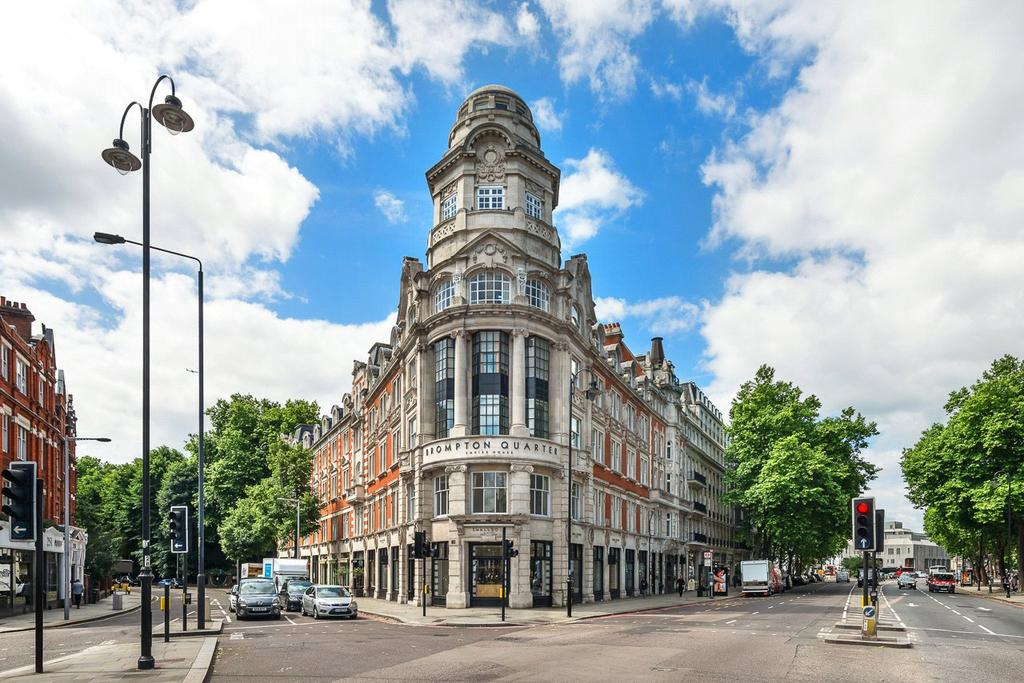 2 Bedrooms Flat for sale in Empire House, Thurloe Place, Knightsbridge, London, SW7