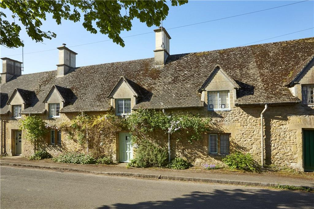 4 Bedrooms House for sale in Manor Road, Sandford St. Martin, Chipping Norton, Oxfordshire, OX7