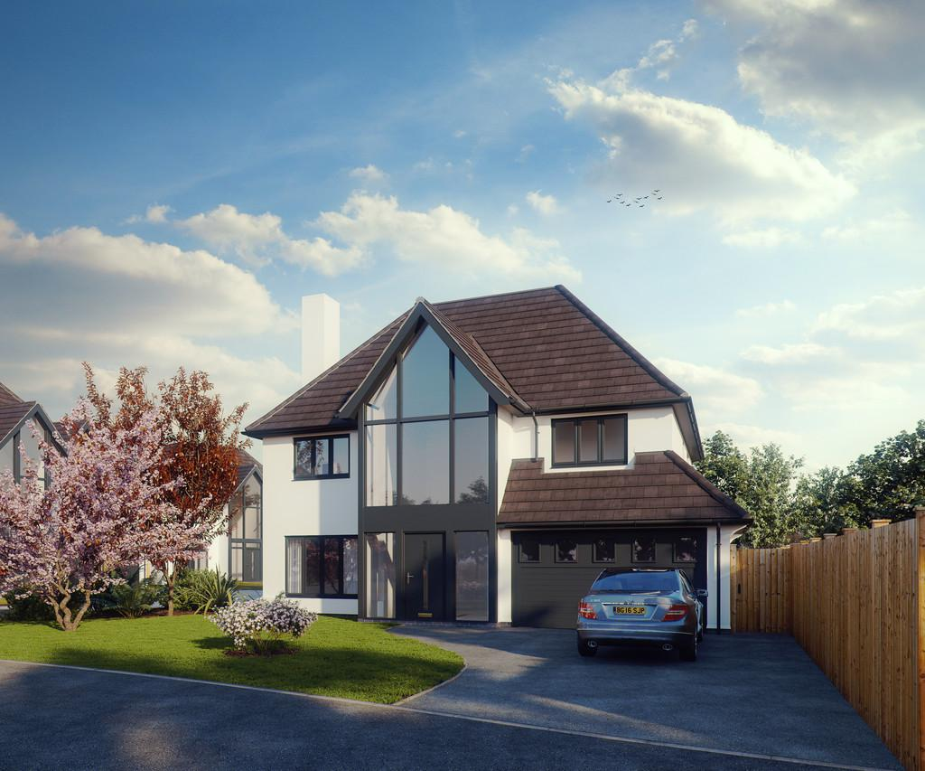5 Bedrooms Detached House for sale in Willow Crescent, off Beechnut Lane, Solihull