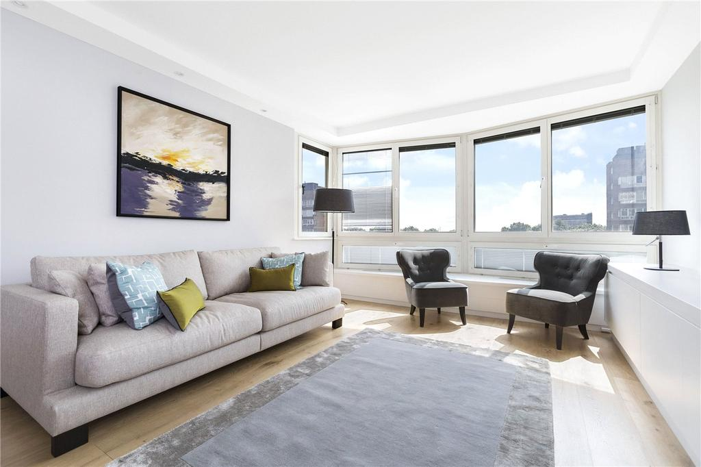 2 Bedrooms Flat for sale in Raynham, Norfolk Crescent, London, W2