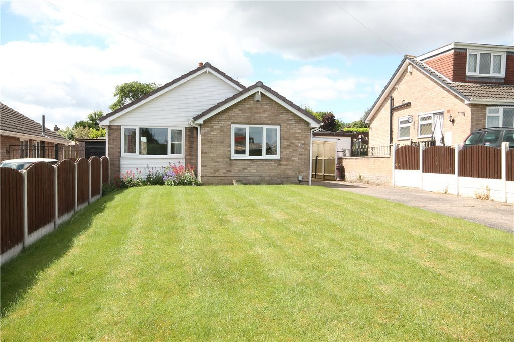 3 Bedrooms Detached Bungalow for sale in Kirkham Close, Monk Bretton, Barnsley, S71