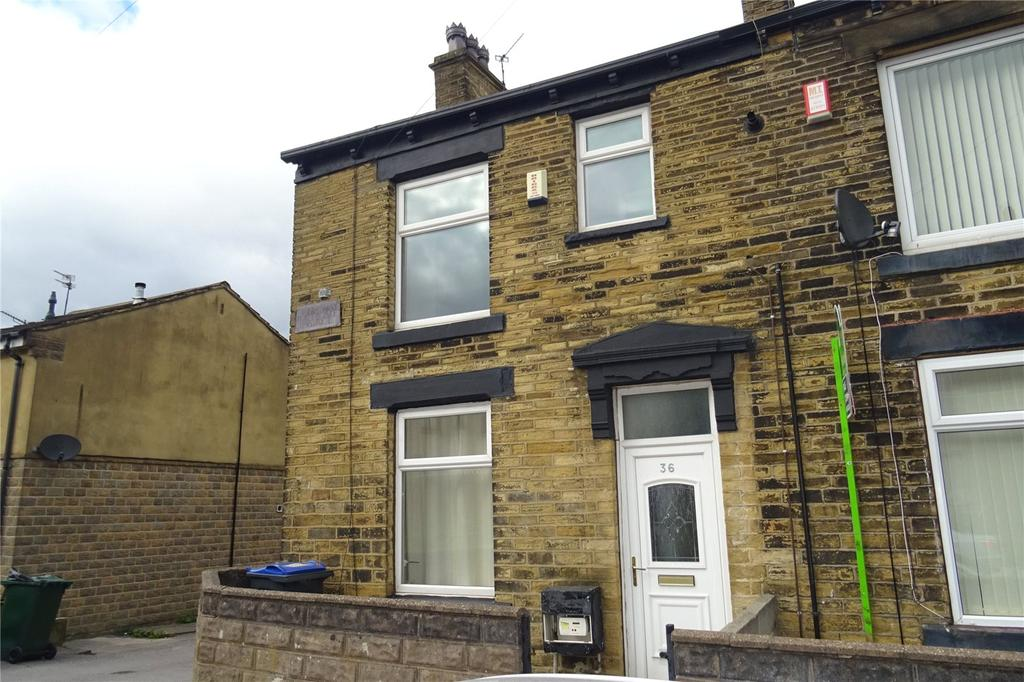 Yorkshire Terrace: Deneside Terrace, Bradford, West Yorkshire, BD5 3 Bed End