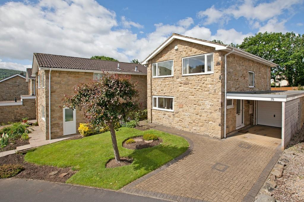 4 Bedrooms Detached House for sale in Riverside Park, Otley