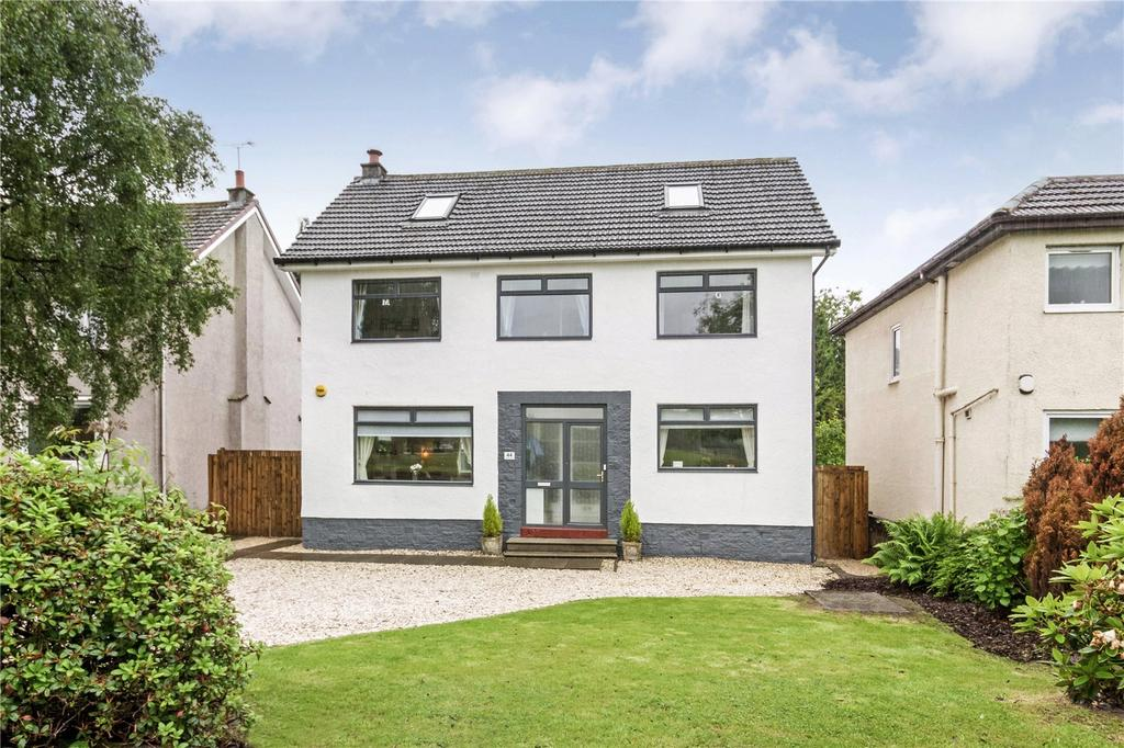 6 Bedrooms Detached House for sale in Heather Avenue, Bearsden, Glasgow