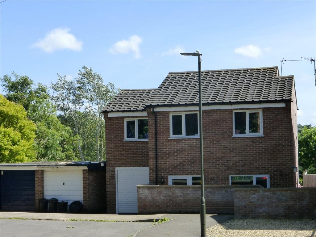 3 Bedrooms Detached House for sale in The Chase, Cashes Green, Stroud, Gloucestershire, GL5