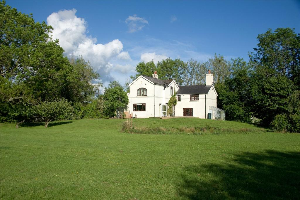 4 Bedrooms Detached House for sale in Anchor Lane, Barcombe, Lewes, East Sussex