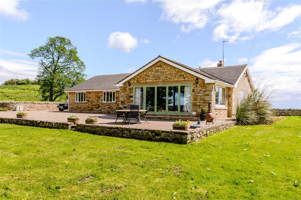 4 Bedrooms Detached Bungalow for sale in Stanton, Morpeth, Northumberland