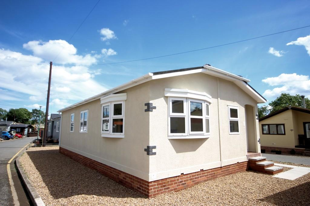 2 Bedrooms Park Home Mobile Home for sale in Ashby Road, Sinope