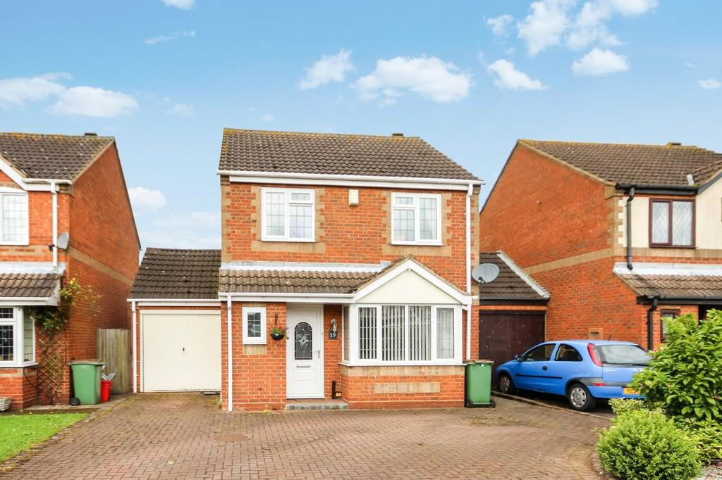 3 Bedrooms Detached House for sale in Blackett Drive, Heather