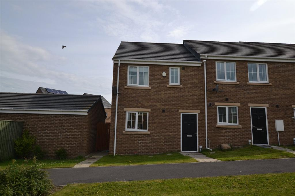 3 Bedrooms Semi Detached House for rent in Finchale View, West Rainton, County /Durham, DH4