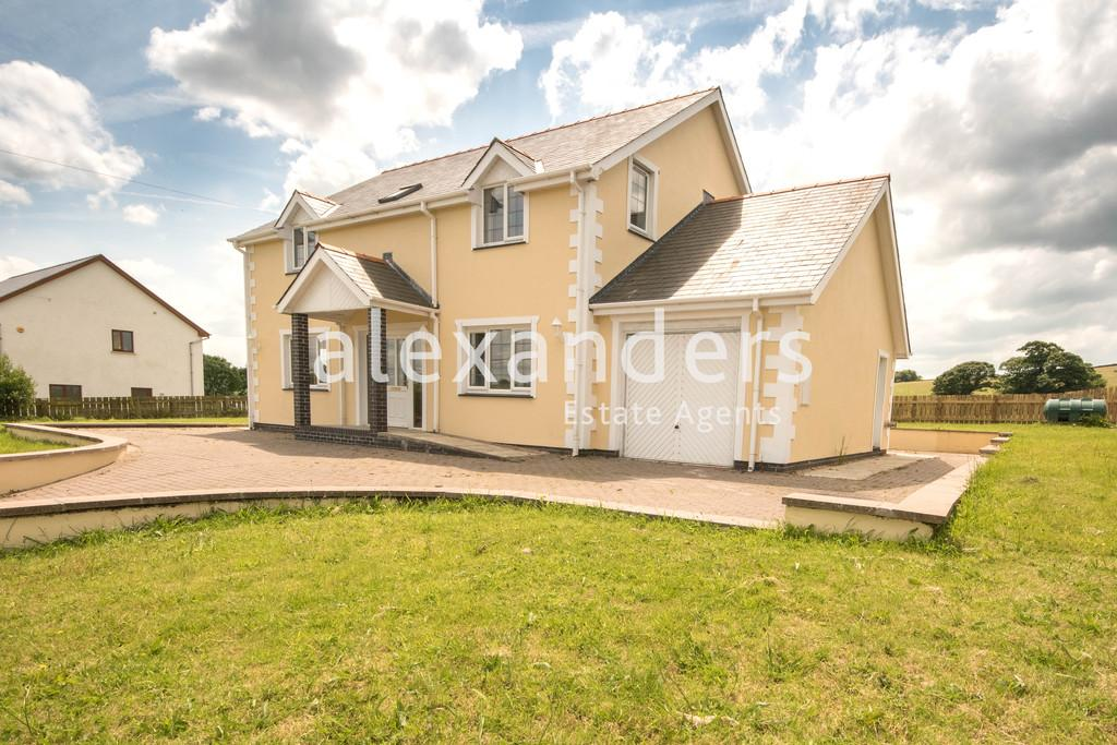 4 Bedrooms Detached House for sale in Capel Seion, Aberystwyth