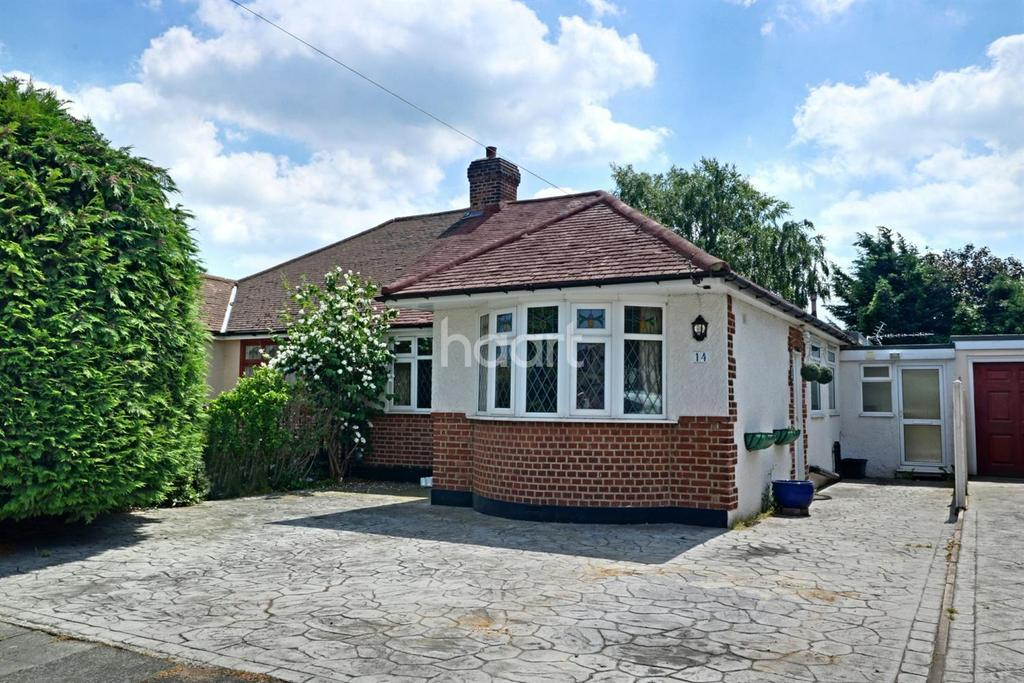 2 Bedrooms Bungalow for sale in Denver Road, Dartford, DA1