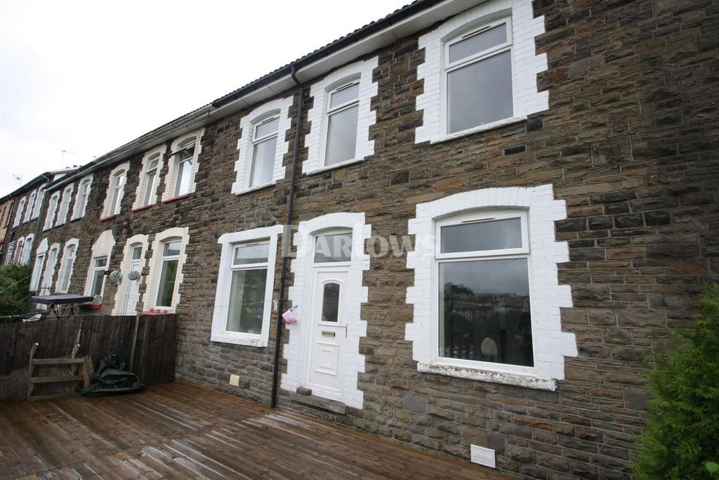 3 Bedrooms Terraced House for sale in Birchgrove St, Porth