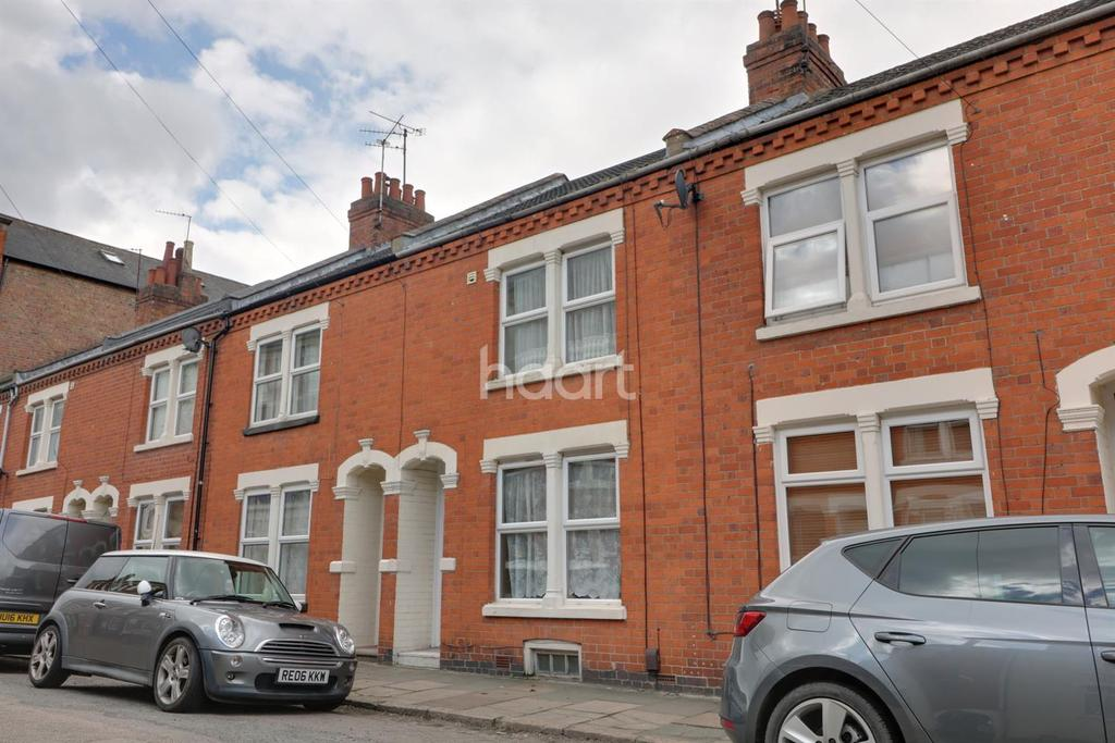 3 Bedrooms Terraced House for sale in Roe Road, Abington, Northampton