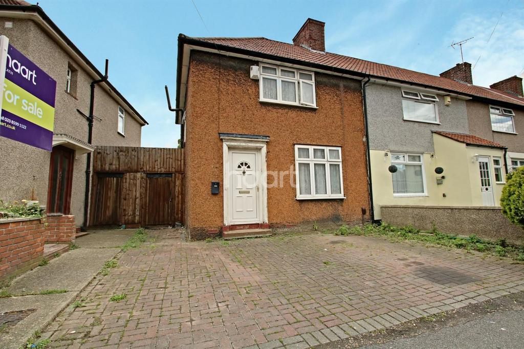 3 Bedrooms End Of Terrace House for sale in Grafton Road, Dagenham