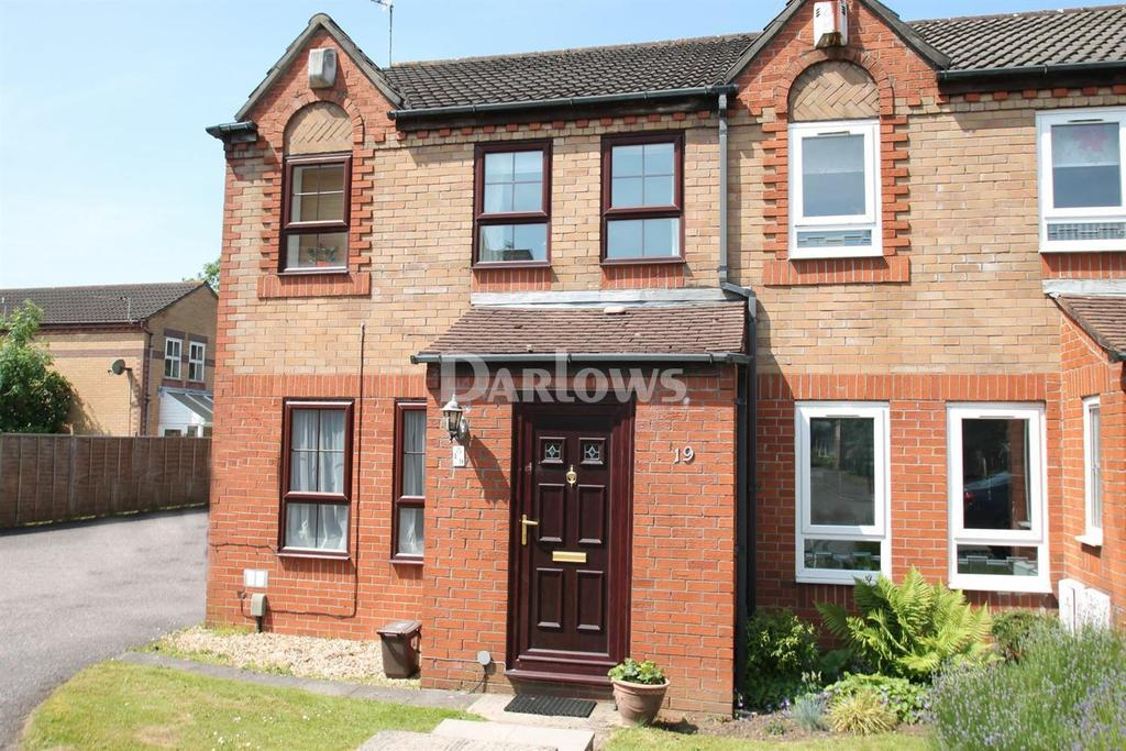 3 Bedrooms End Of Terrace House for sale in Walton Place, City Gardens