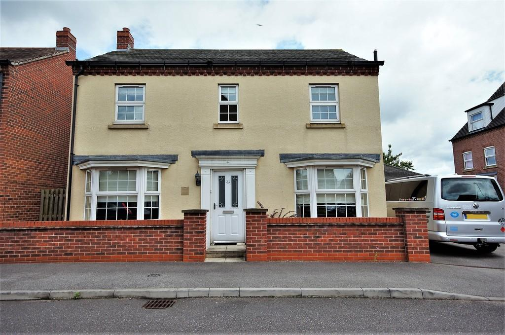 3 Bedrooms Detached House for sale in Stocking Way, Lincoln