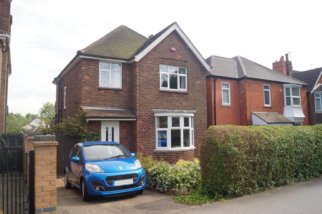 3 Bedrooms Detached House for sale in Wragby Road, Lincoln