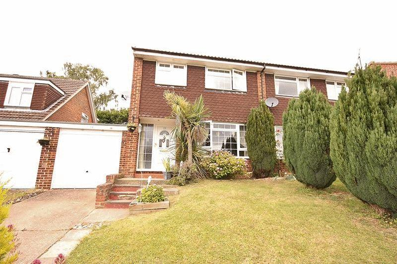 3 Bedrooms Semi Detached House for sale in Mallard Road, Selsdon