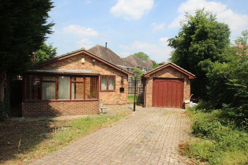 2 Bedrooms Detached Bungalow for sale in Darenth Avenue, Tonbridge