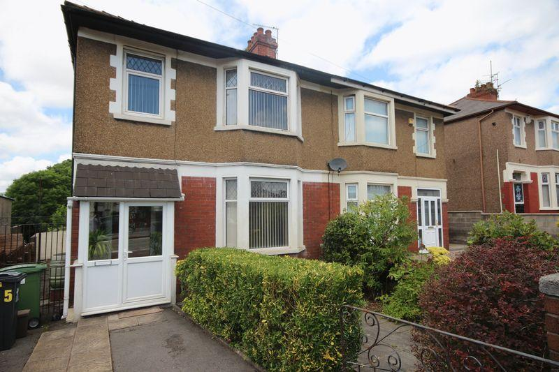 3 Bedrooms Semi Detached House for sale in Newport Road, Cardiff