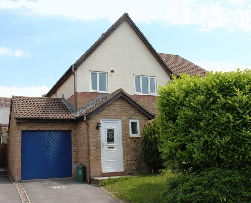 3 Bedrooms Semi Detached House for sale in Pen Bryn Hendy, Miskin, CF72 8QX