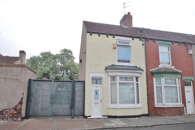 2 Bedrooms Terraced House for sale in McCreton Street, North Ormesby