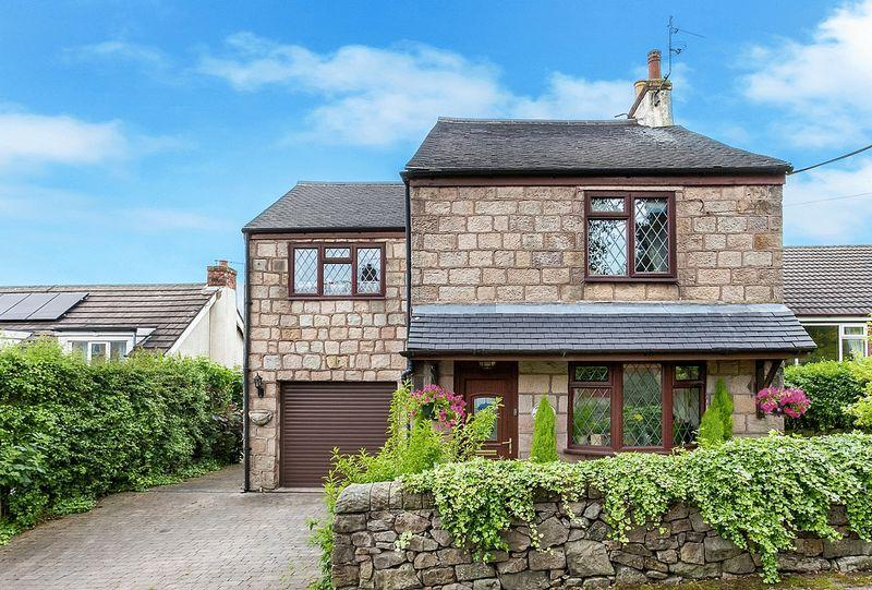 4 Bedrooms Detached House for sale in Lower High Street, Mow Cop