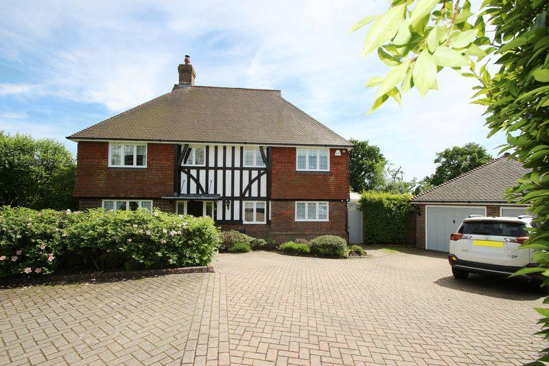 5 Bedrooms Detached House for sale in The Ridge, Rudgwick