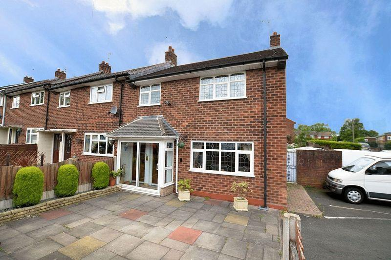 3 Bedrooms End Of Terrace House for sale in Malvern Road, Oldbury