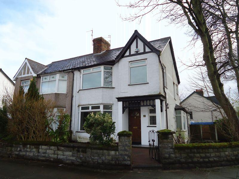 3 Bedrooms Semi Detached House for sale in Garston Old Road, Garston, Liverpool