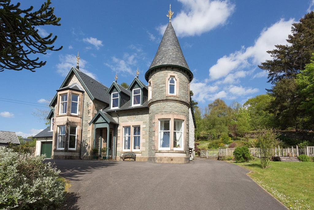 5 Bedrooms Detached House for sale in Glendale House, Strachur, Cairndow, Argyll and Bute, PA27