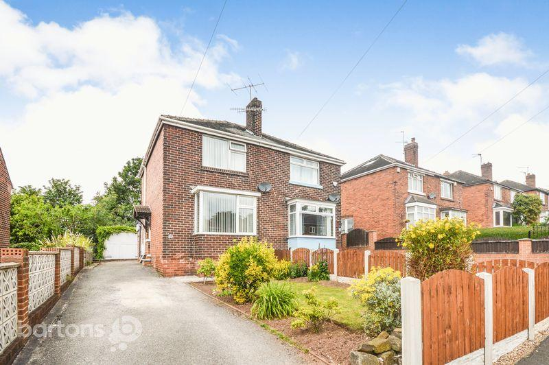 2 Bedrooms Semi Detached House for sale in Saville Road, Whiston, Rotherham
