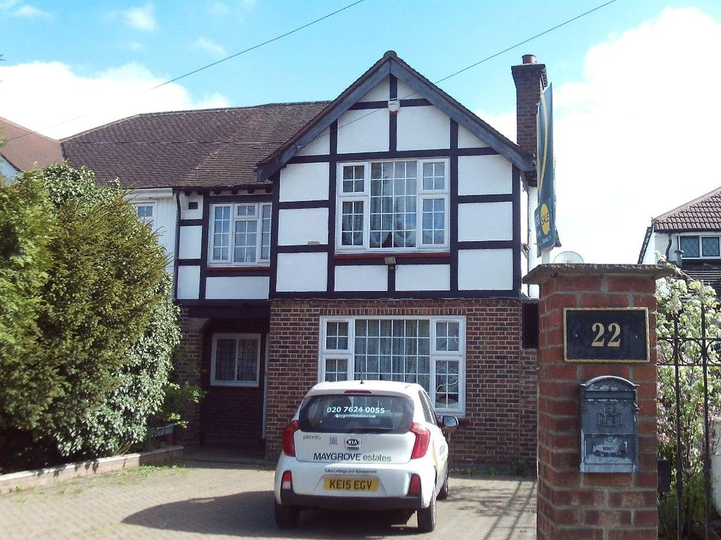 5 Bedrooms Semi Detached House for sale in Sudbury Court Drive