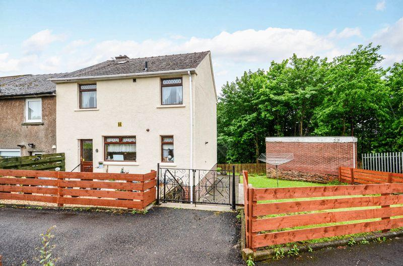 3 Bedrooms Terraced House for sale in John Wilson Drive, Kilsyth