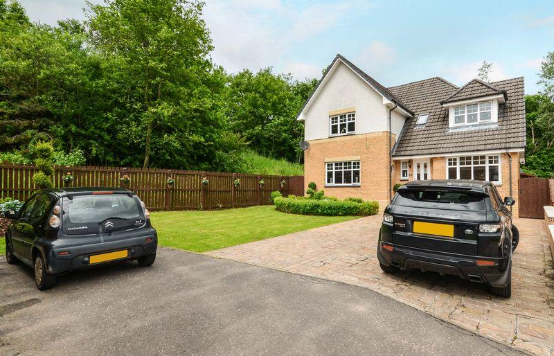 4 Bedrooms Detached House for sale in South Dumbreck Road, Kilsyth
