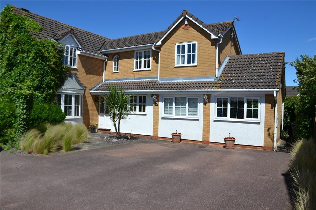 4 Bedrooms Detached House for sale in Bluebell Close, Biggleswade, SG18