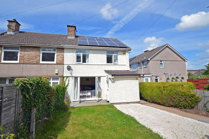 2 Bedrooms Semi Detached House for sale in On the edge of the popular commuter village of Pill