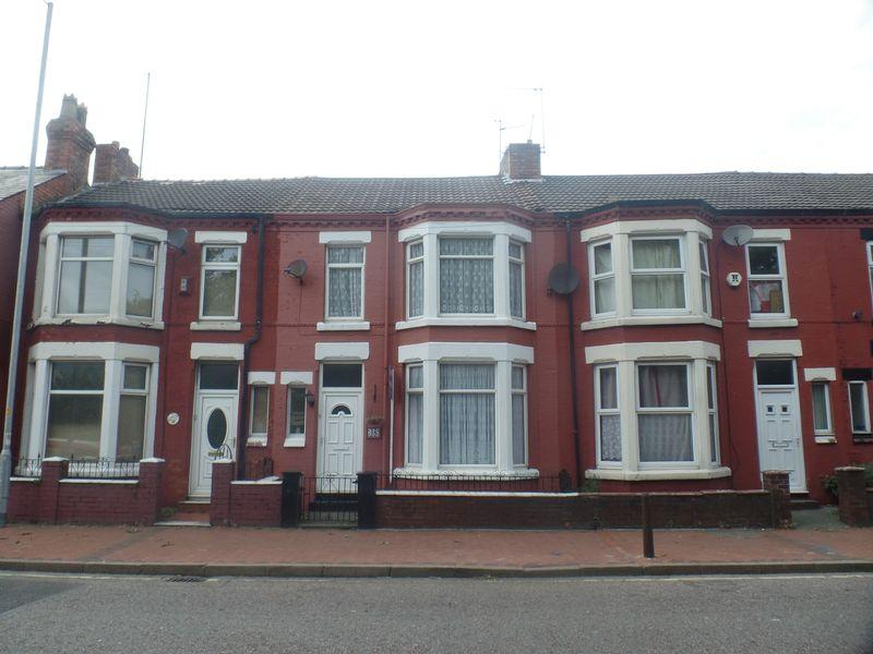 3 Bedrooms House for sale in 48 Birkenhead Road, Wallasey