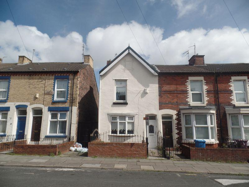 3 Bedrooms Terraced House for sale in 46 C Ruskin Street, Liverpool