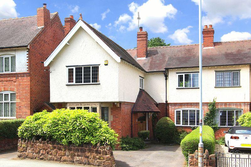 4 Bedrooms Semi Detached House for sale in FINCHFIELD, Finchfield Hill