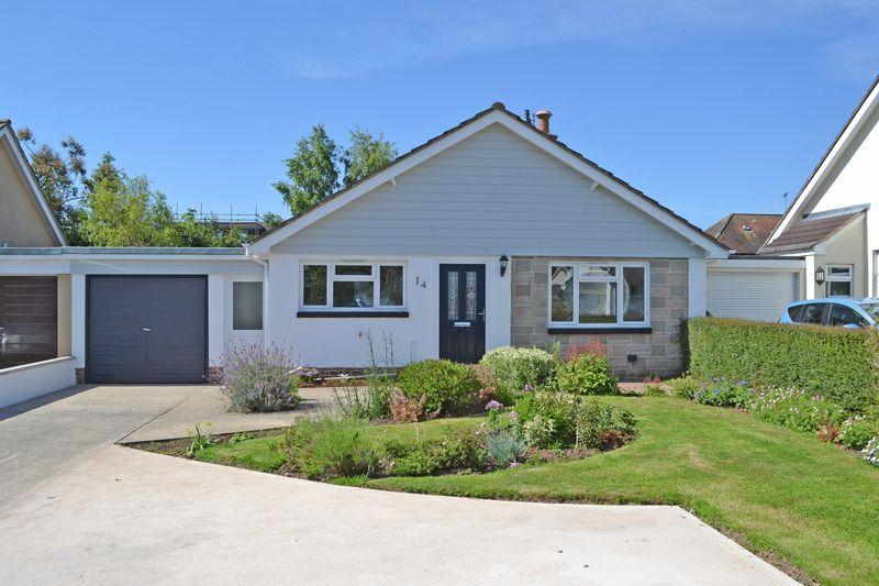 2 Bedrooms Detached Bungalow for sale in Primley Mead, Sidmouth