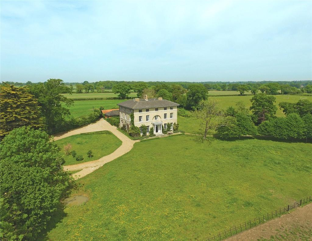 7 Bedrooms Unique Property for sale in London Road, Shadingfield, Beccles, Suffolk, NR34