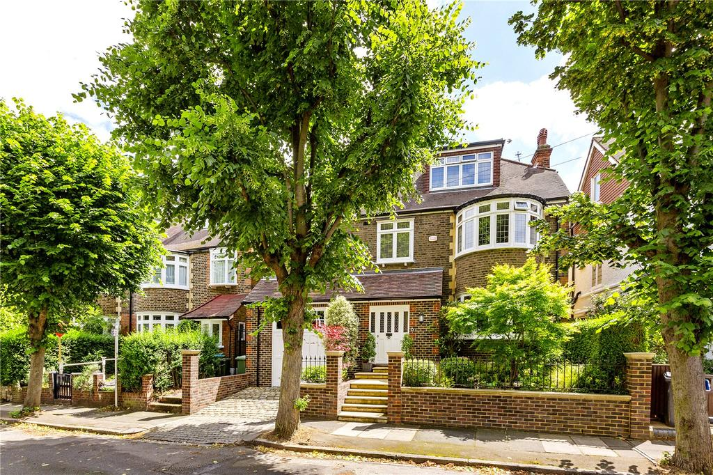 6 Bedrooms Detached House for sale in Percival Road, London, SW14