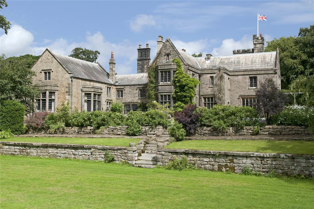 7 Bedrooms Unique Property for sale in Nether Hall, Hathersage, Derbyshire, S32