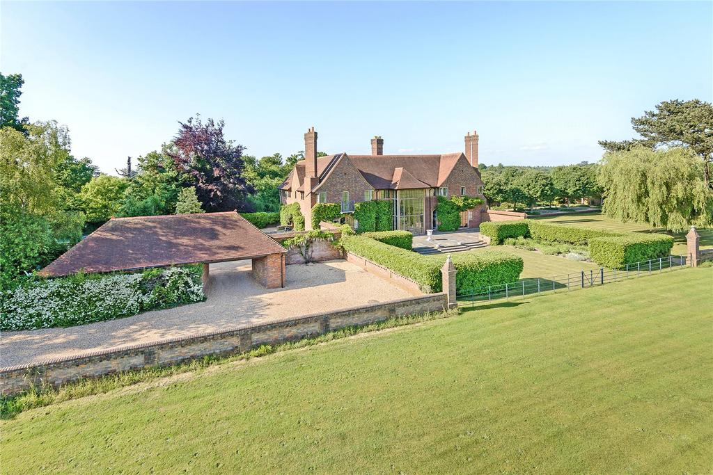 5 Bedrooms Detached House for sale in Cliveden Road, Taplow, Maidenhead, Berkshire, SL6