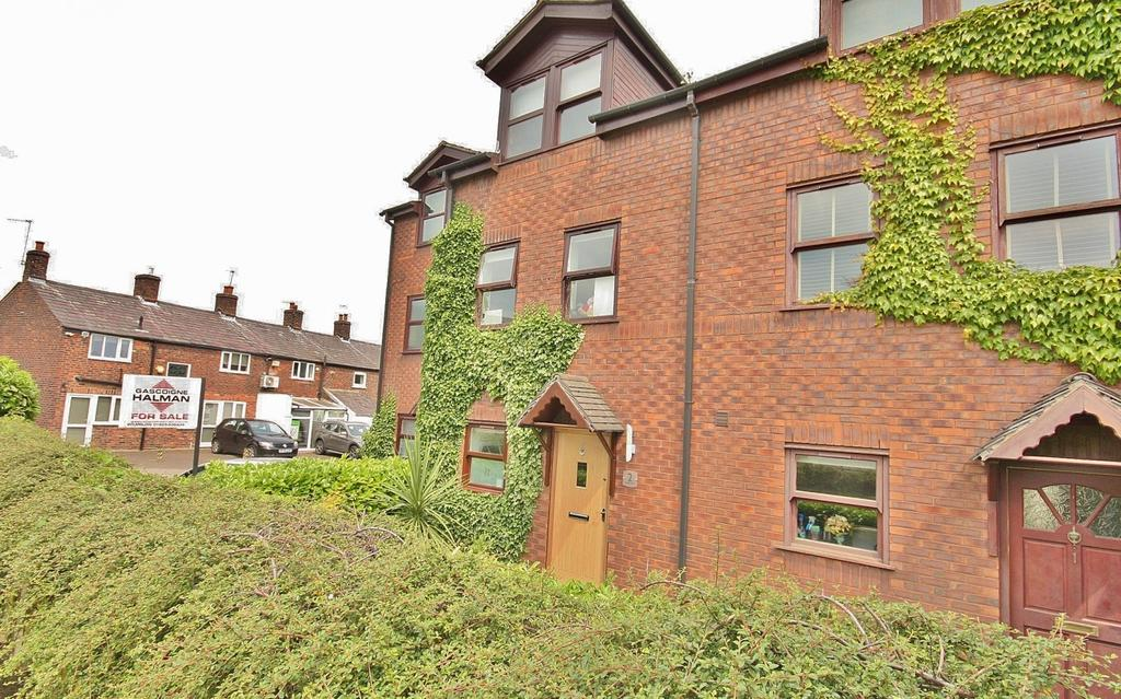 3 Bedrooms Terraced House for sale in Chapel Mews, Church Walk, Wilmslow