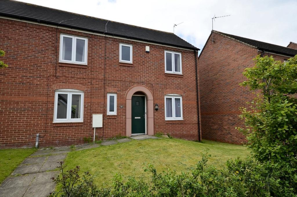 3 Bedrooms Semi Detached House for sale in Rosefinch Road, Stamford Brook, West Timperley, Altrincham
